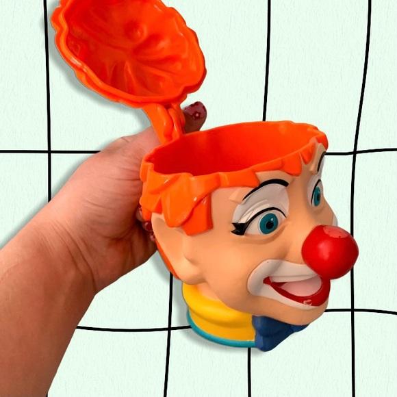 Y2k clown cup